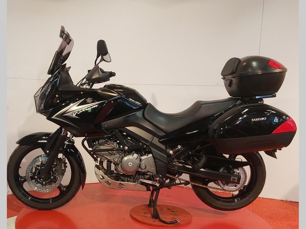 SUZUKI V-STROM DL 650 ABS BLACK RHINO