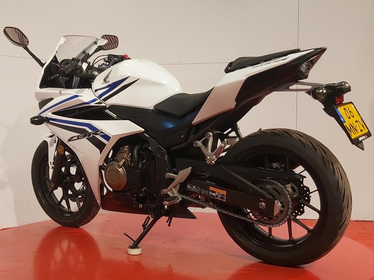HONDA CBR 500 R ABS