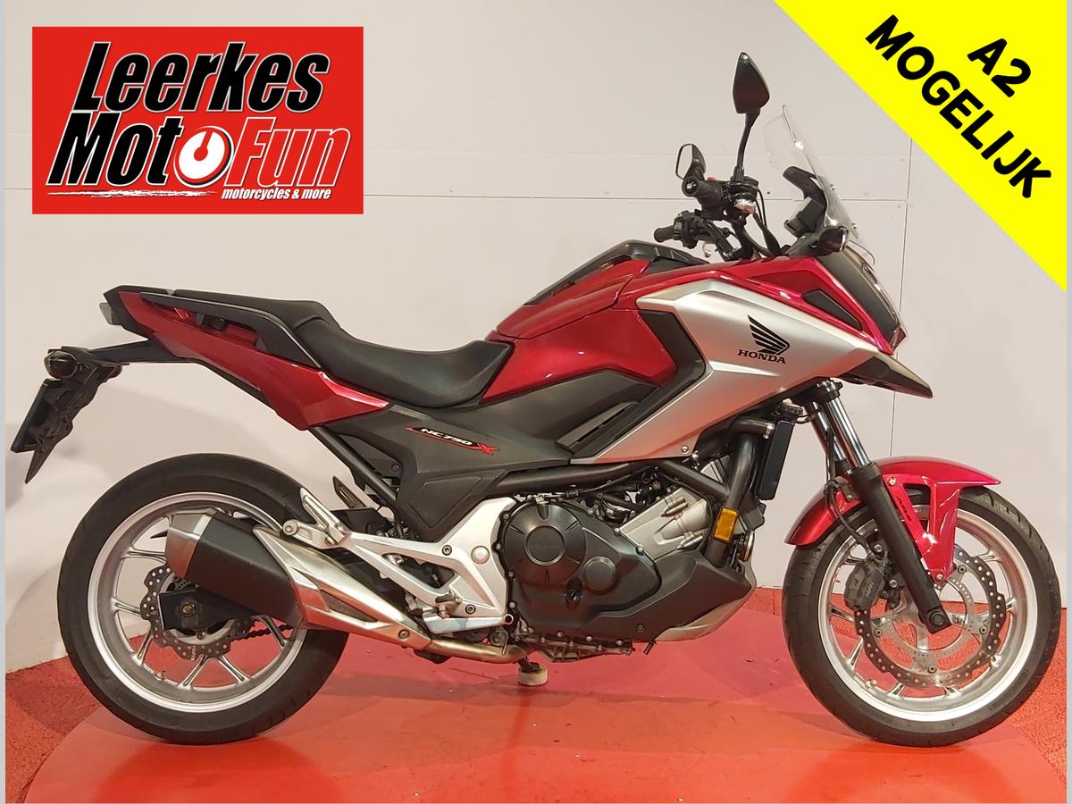 HONDA NC 750 X ABS occasion voor de beste prijs!