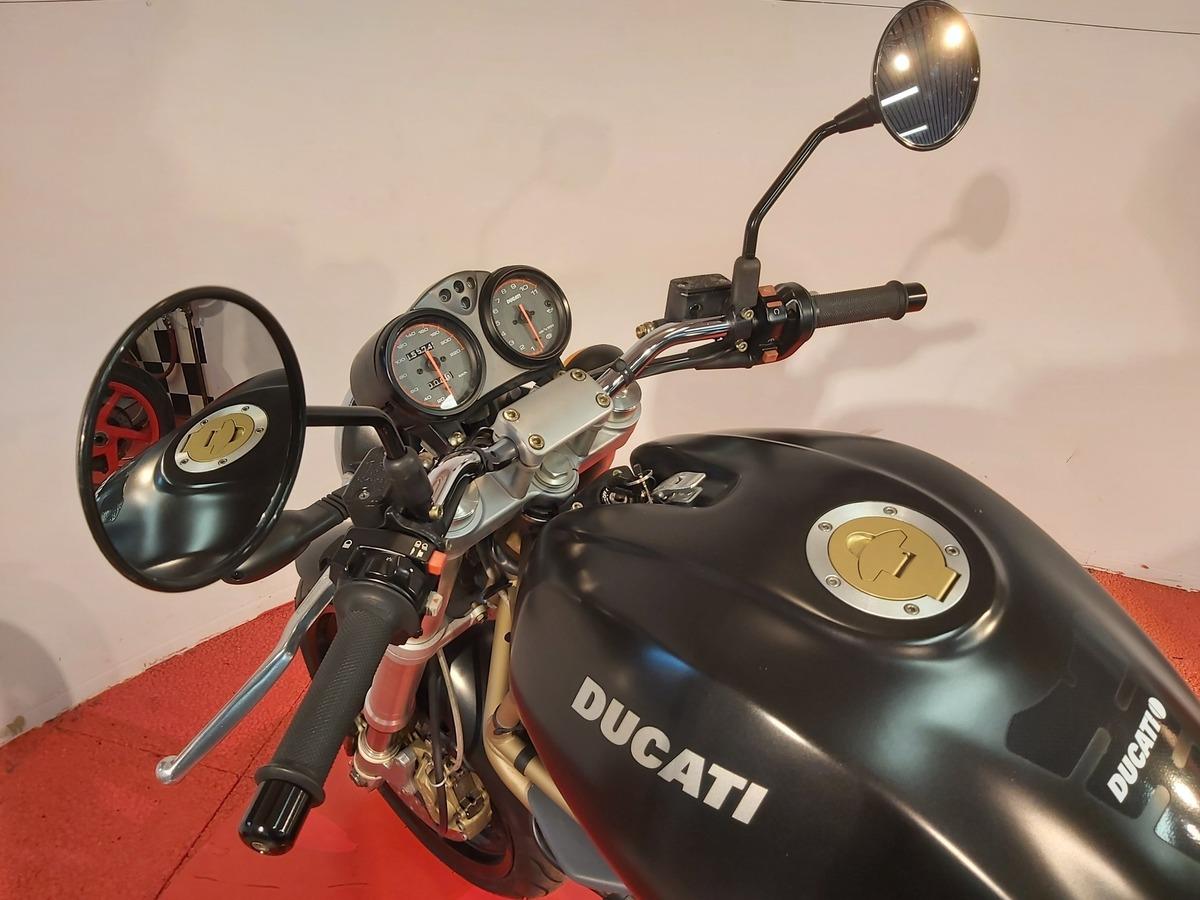 DUCATI M 600 DARK