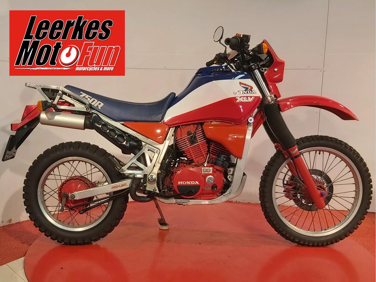 HONDA XLV 750 R occasion voor de beste prijs!