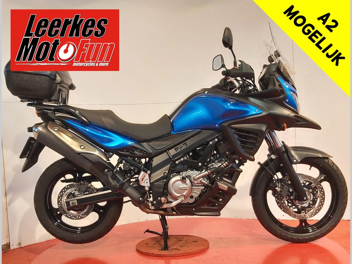 SUZUKI V-STROM DL 650 ABS occasion voor de beste prijs!