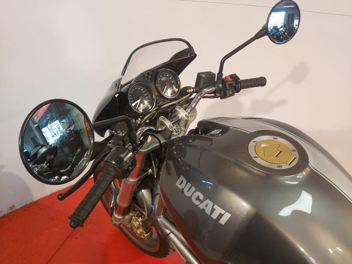 DUCATI M 620 S I.E.