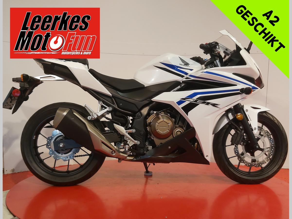 HONDA CBR 500 R ABS occasion voor de beste prijs!